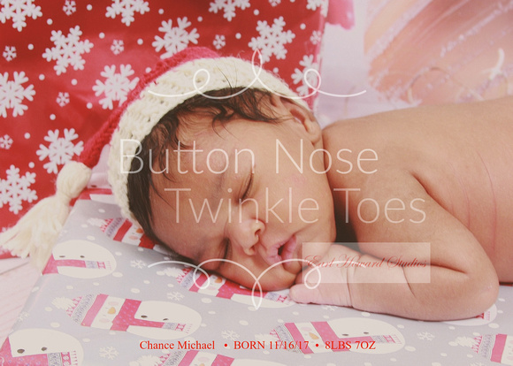 Button Nose And Twinkle Toes